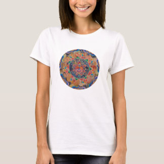 Flaming Heart Collage T-Shirt
