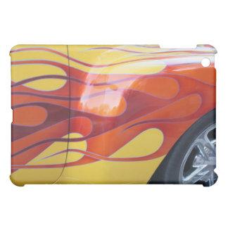 Flaming Hot Car Paint  iPad Skin iPad Mini Cover