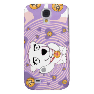 Flaming Igloo Animated Polly Love Alive Samsung Galaxy S4 Cover