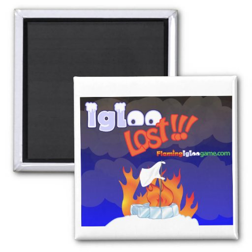 Flaming Igloo Lost Magnets