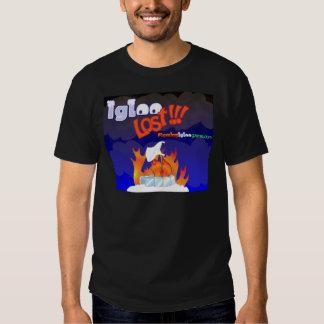 Flaming Igloo Lost T-Shirt