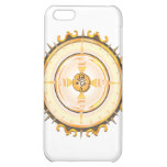 Flaming Igloo Love Symbol Totem Case For iPhone 5C