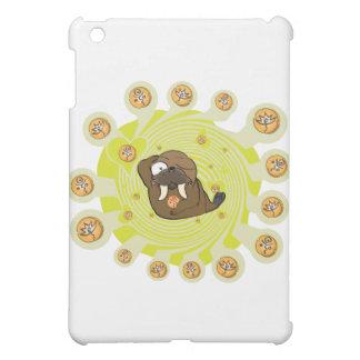 Flaming Igloo Wally Reanimated iPad Mini Cover