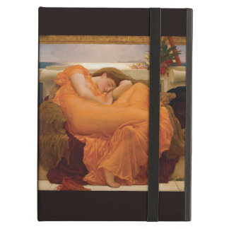 Flaming June by Frederic Leighton Cover For iPad Air