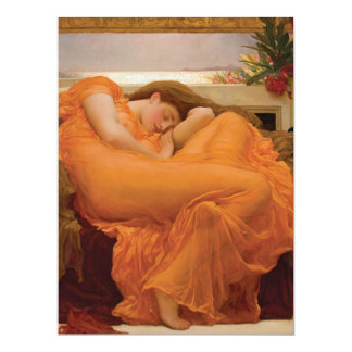 Flaming June by Frederic Leighton Invites