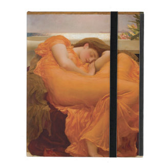 Flaming June by Frederic Leighton iPad Case