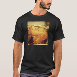 Flaming June by Frederic Leighton T-Shirt