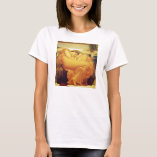 """Flaming June"" by Frederic Leighton t-shirt"