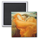 Flaming June by Frederick Leighton Magnets