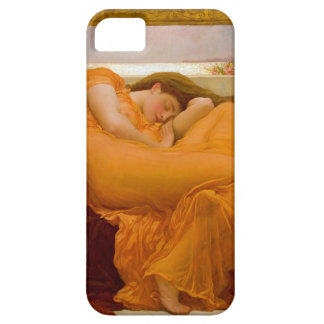 Flaming June by Sir Frederic Leighton iPhone 5 Cover