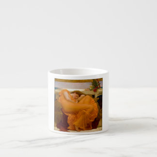 Flaming June by Sir Frederic Leighton Espresso Cup