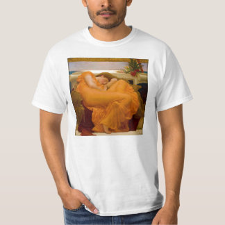 Flaming June by Sir Frederic Leighton Tee Shirt