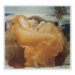 Flaming June, c. 1895 Lord Frederic Leighton Print