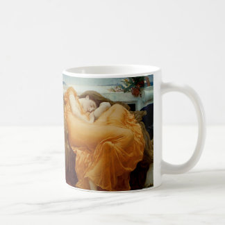 Flaming June Coffee Mug