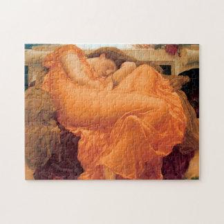 Flaming June - Puzzle