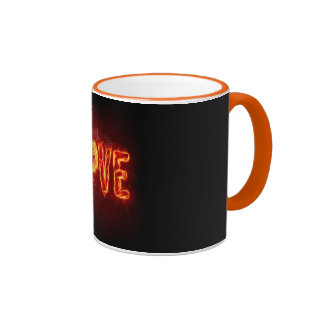 Flaming Love- Mug
