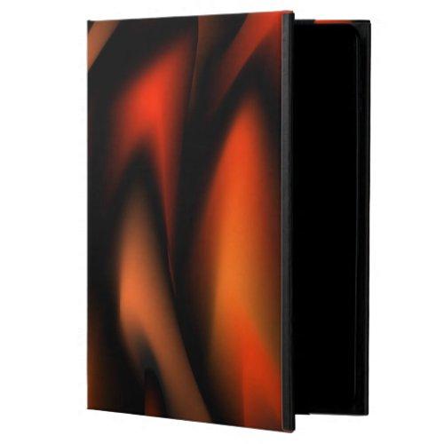 Flaming Orange Case For iPad Air