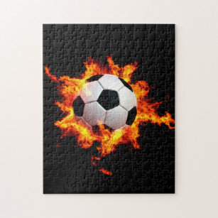 Soccer Jigsaw Puzzles Zazzle