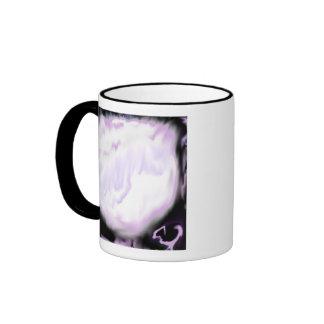 Flaming Sphere Ringer Mug