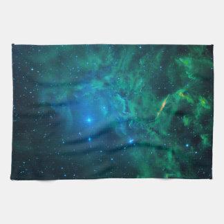 Flaming Star Nebula Towel