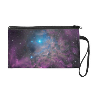 Flaming Star Nebula Wristlet