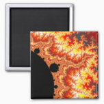 Flaming Sun - Fractal Magnet