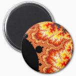 Flaming Sun - Fractal Magnet