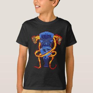 Flaming Tiki T-Shirt