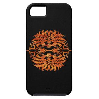 Flaming Tribal Phoenix iPhone SE/5/5s Case