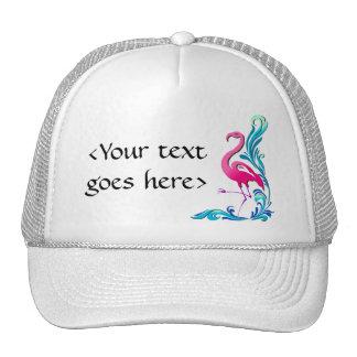 Flamingo 1 trucker hat