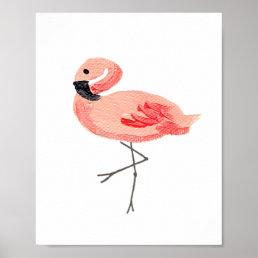 Flamingo 3 poster