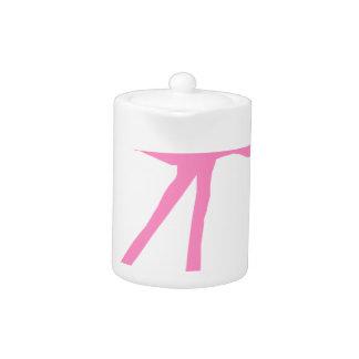 flamingo #8 teapot