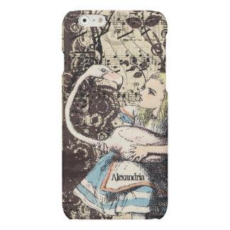 Flamingo Alice in Wonderland iPhone Case Matte iPhone 6 Case