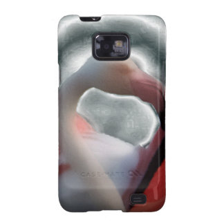 Flamingo Art 13b Samsung Galaxy S2 Cases
