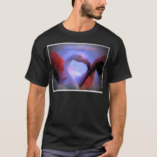 Flamingo Art 13e T-Shirt