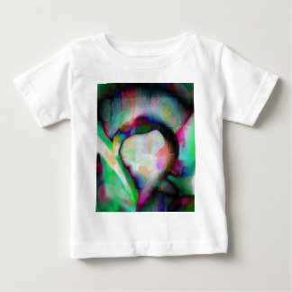 Flamingo Art 13f Baby T-Shirt