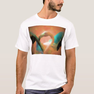 Flamingo Art 13i T-Shirt