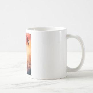Flamingo Art 14b Coffee Mug