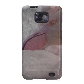 Flamingo Art 3 Samsung Galaxy SII Cases
