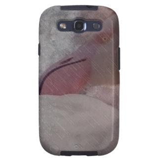 Flamingo Art 3 Samsung Galaxy SIII Cases