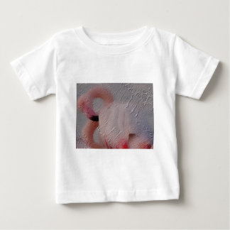 Flamingo Art 4 Baby T-Shirt