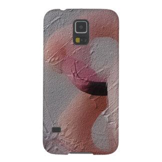 Flamingo Art 4 Samsung Galaxy Nexus Cases