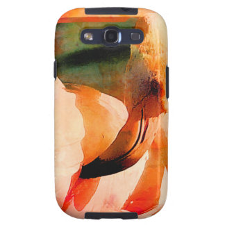 Flamingo Art Samsung Galaxy S3 Case