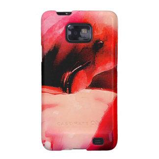 Flamingo Art Galaxy S2 Covers