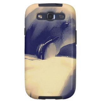 Flamingo Art Samsung Galaxy SIII Cover