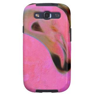 Flamingo Art Galaxy SIII Covers