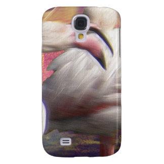 Flamingo Art - Hallo Beautiful HTC Vivid Cases