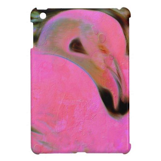 Flamingo Art iPad Mini Case