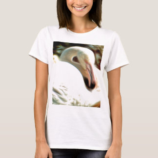 Flamingo Art T-Shirt