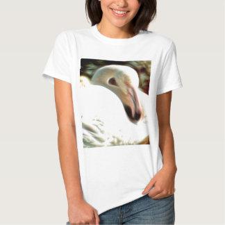 Flamingo Art Tee Shirt